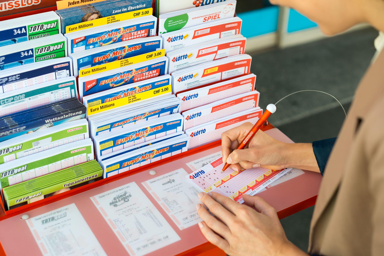 Lotto Spielen Schweiz