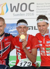 woc2016 middle podium men