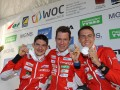 woc2016 relay swiss men medals