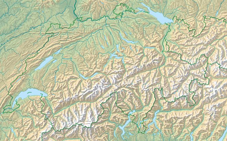 Swiss Orienteering Kartenverzeichnis